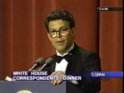 """Al Franken Jokes About Charles Murray & """"The Bell Curve"""" in1996"""