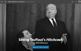 Seeing Truffaut's Hitchcock