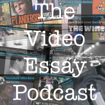 The Video Essay Podcast Logo